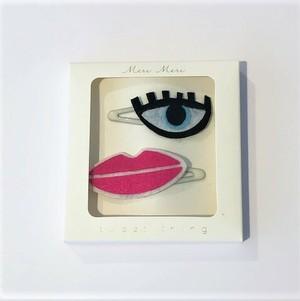 メリメリ ( meri meri ) - eye&lipsヘアピン