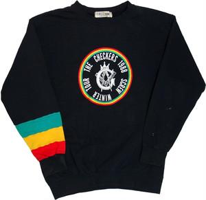 88s チェッカーズ スウェットシャツ ″1988 SCREW WINTER TOUR″