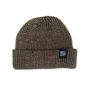 THURSDAY - NEXT BEANIE3 (Brown/Khaki)