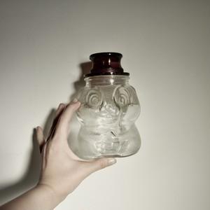 【飴瓶-りす-】 菓子瓶 キャンディポット