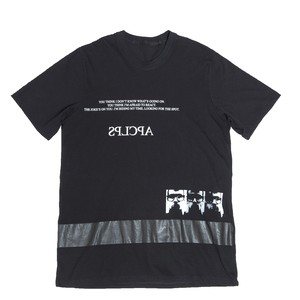 617CPM22-BLACK / APCLPS T-シャツ