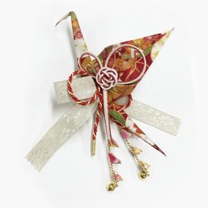 織り鶴カチューシャ 8