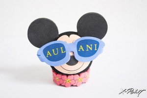HAWAII限定 AULANI Mickey Antenna Topper