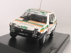 FIAT RITOMO ABARTH 125 TC RALLY SANREMO 1982 【1/43】【PROGETTOK、MADE IN ITALY】