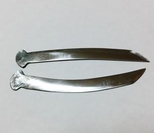 スーパーコンクリート釘製 小太刀 Y型 磨き