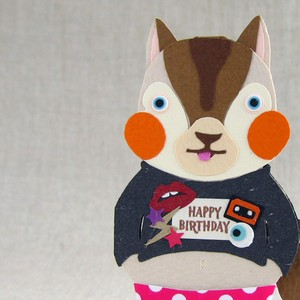 【BIRTHDAY PORORICARD】ロック