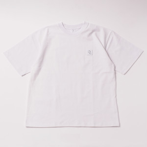 Emblem Tee designed by tomoo gokita / WHITE