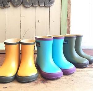 ready mades rain boots 13~17cm