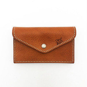Sean&Ben Utility Wallet - Camel Brown - Tan