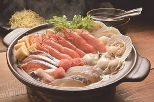 海鮮ごま寄せ鍋セット 【期間限定】