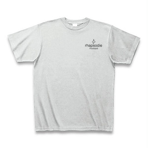 Tシャツ rhapsodie musique ロゴTシャツ[アッシュ]