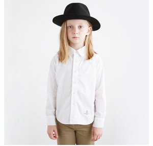 SMOOTHY ホワイトシャツ 01SH-01