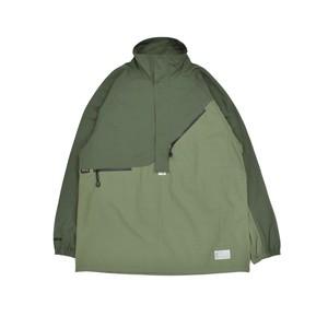 SCM CORDURA Anorak Jacket / OLIVE