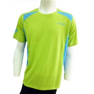 【DOUBLE3(ダブルスリー / ダブル3)】 メンズ (Men's) DW-3280 ライトグリーン ランニングTシャツ