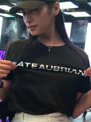 【送料込】WAGYUMAFIAオリジナル CHATEAUBRIAND Tシャツ ブラック