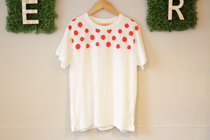 to touch ドットTシャツ