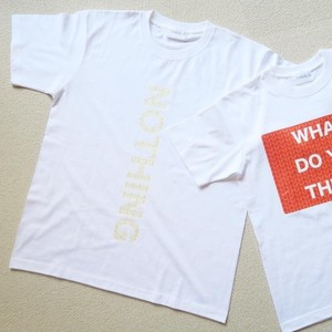 NOTHING Tシャツ