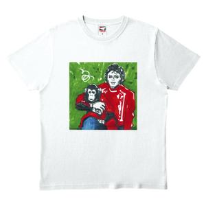 「M&B」Tシャツ