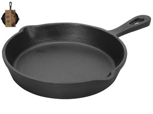 スキレット Cast Iron Frypan 13.5cm Black