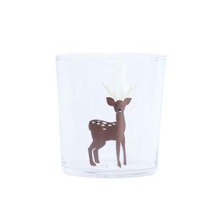 うそみたいなコップ (鹿のコップ) 【1点モノ】