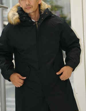 FRED PERRY/MEN FISHTAIL PARKA(フィッシュテイルパーカ)