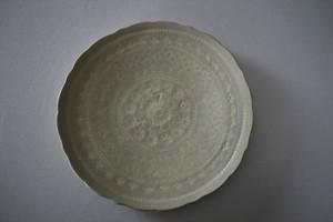 マルヤマウエア|三島平皿7寸F