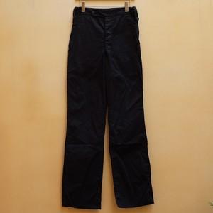 OLD PAKISTAN ARMY CHINO PANTS BLACK OVERDYE - 3