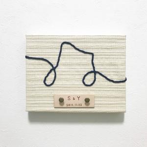 リングパネル -- 音符 --(名入れ)