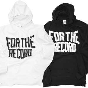 """For The Record Ruff Hand Edition"" 12.7oz Side Panel Hoodie"