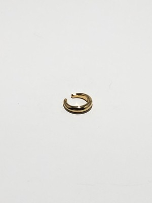 basic earcuff gold(再入荷)