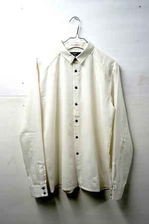 kujaku 19A/W 桔梗(kikyo)shirts white