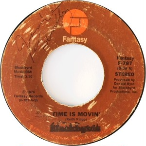 Blackbyrds, The – Time Is Movin' / Lady