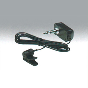 EM-158 ネクタイピンマイクロホン(給電式)