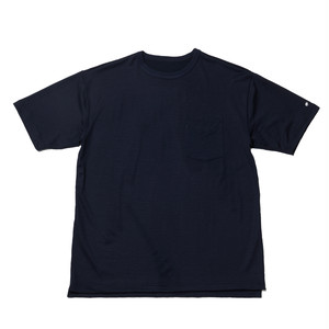 WOOL-BOX-Tshirt navy