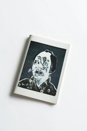河内洋画材料店 × ygion Original Note Book 「濱 大二郎 - 男 -」
