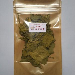 【鎌倉野菜】 カブの葉