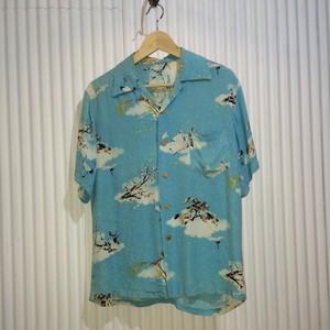 Vintage Japanese Aloha Shirt