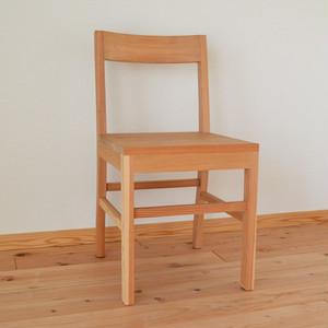 【百年杉】のあたたかい椅子