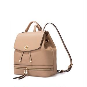 Leather Backpack Capacity Shoulder Bag (AG99-4406689)