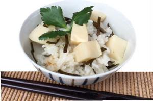 ご当地炊き込み飯の素 京都府福知山産 報恩寺たけのこ炊込み飯の素