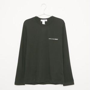 COMME des GARCONS SHIRT コムデギャルソン Tシャツ カットソー CLASSIC L/S T-SHIRT S28118 メンズ レディース