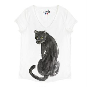 ナッシュ Tシャツ ブラック パンサー