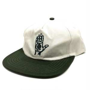 THEORIES /  HAND OF THEORIES STRAPBACK CAP