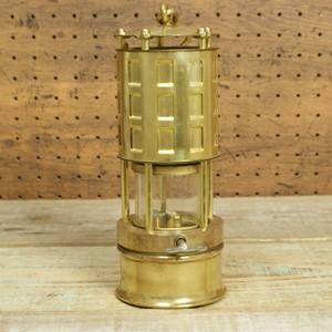 KOEHLER LAMP MINER'S SAFETY LAMP No.209 / ケーラー 炭鉱用 セーフティランプ No.209 [AR05]