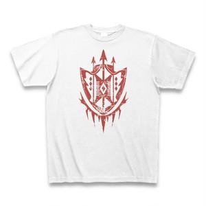 送料無料 どこかの部族のエンブレム(Emblem)オリジナル メンズTシャツ