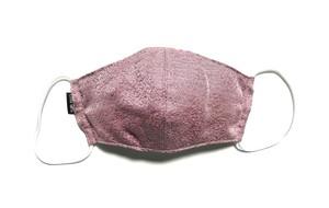 【レディース和柄マスク 高級留袖生地使用 日本製】 高級和柄マスク lw04