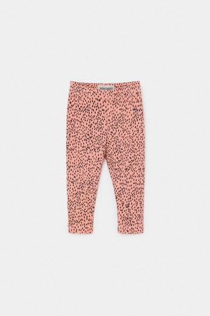 【20SS】bobochoses All Over Leopard Pink Leggings レギンス
