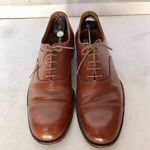 1960-70s Trickers Straight Chip Shoe Made In Northampton