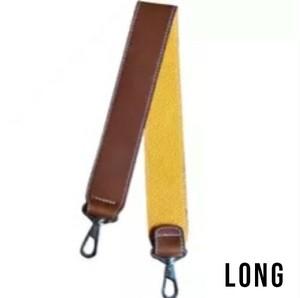 BicolorStrap<Long>/Caramel