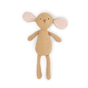 ネズミのANNICKE|オーガニックコットン ぬいぐるみ